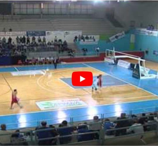Basket, gara1 semifinali Serie B: Ambrosia Bisceglie-Palermo | Bisceglie in Diretta