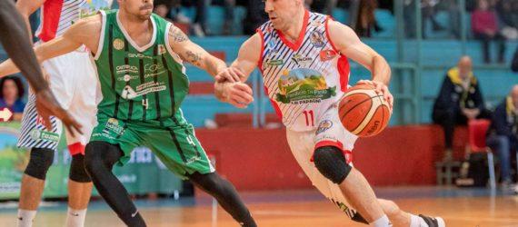 Basket Serie B: HL Di Pinto Panifici Bisceglie-Teramo