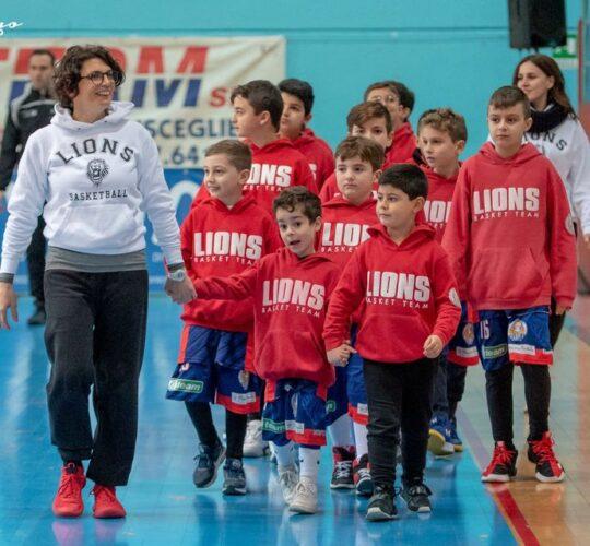 Minibasket Lions Bisceglie