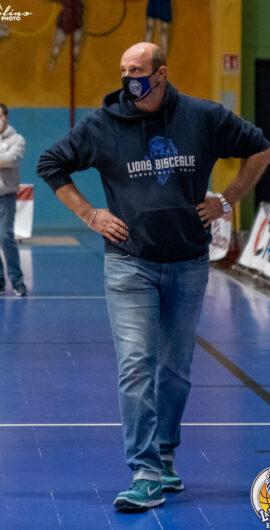 Coach Gigi Marinelli