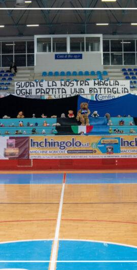 Alpha Pharma Bisceglie-Reggio Calabria