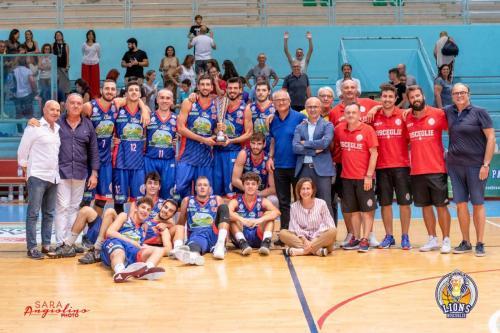 04 | Quadrangolare precampionato, finale Lions Bisceglie-Corato