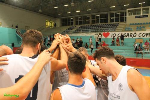 03 | Quadrangolare precampionato, semifinale Lions Bisceglie-Molfetta