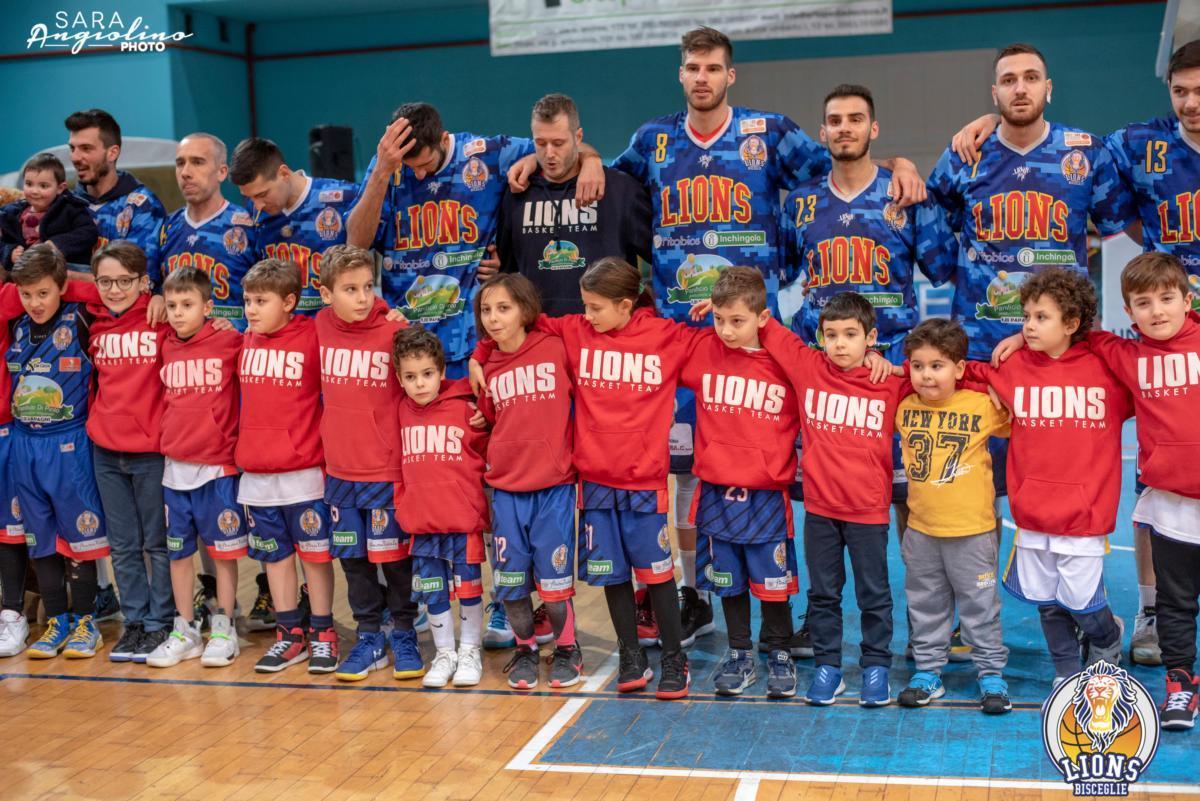 14 | Lions Bisceglie-Cassino